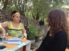 with Doria Gavini . 06/2014